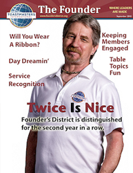 The Founder, Vol 50 Issue 1